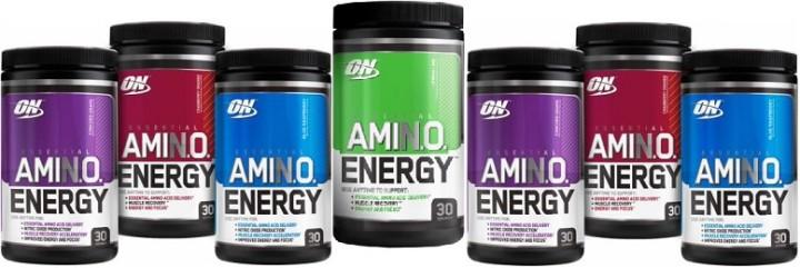 Amino Energy: Hvað er það íraun?